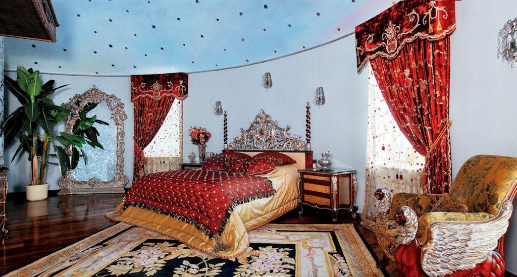 Византийский интерьер – дизайнерские решения