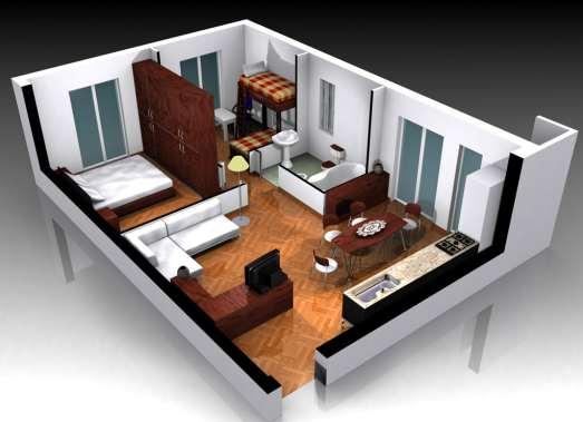 Проектирование помещения. Стоит ли купить программу для дизайна интерьера?