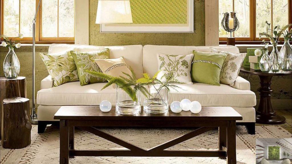 Экологически чистая мебель в интерьере
