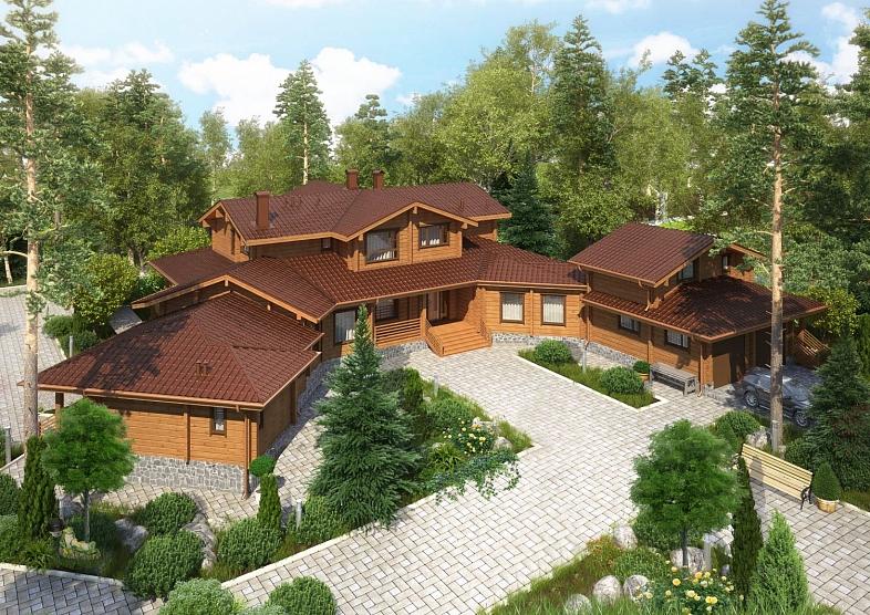 Собственное жилье по индивидуальному проекту