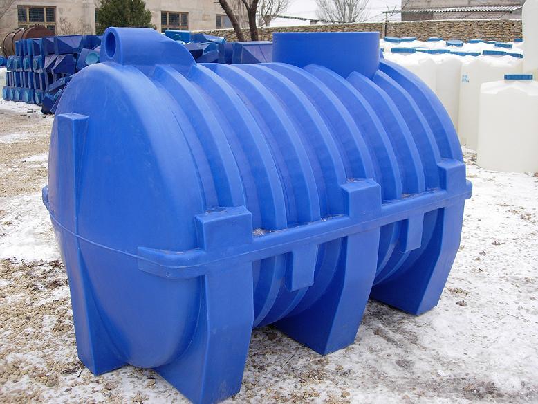 Пластиковый септик: поломки и их устранение