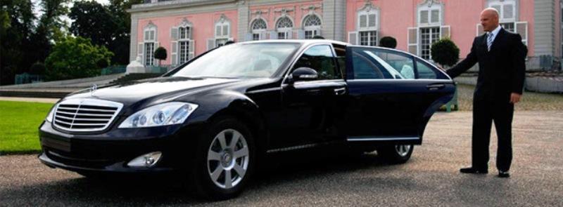 Преимущества такси бизнесс-класса