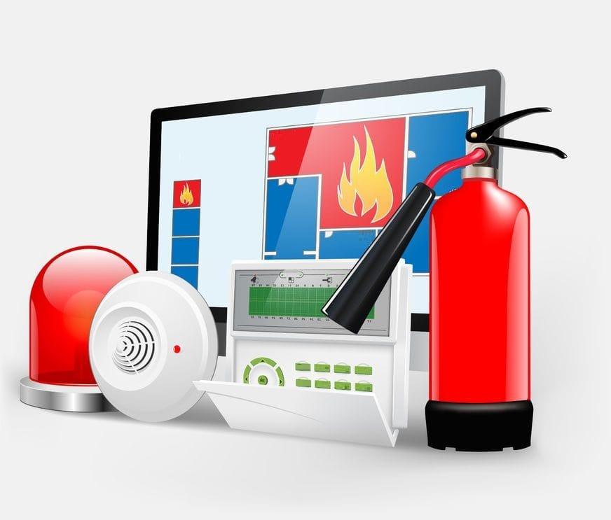 Пожарная сигнализация — безопасность населения