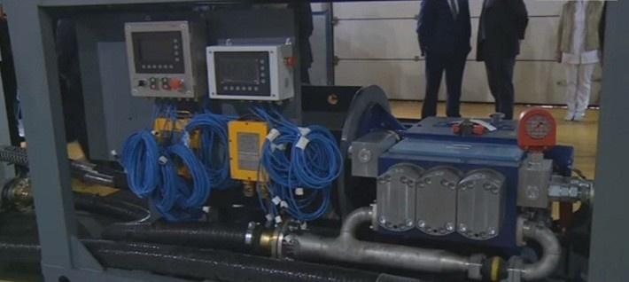 Производство гидравлических станций