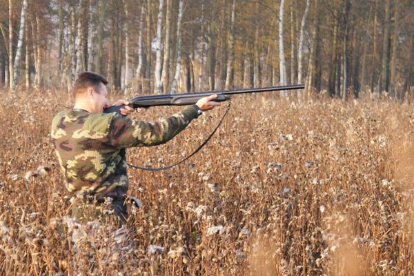 Типы охоты