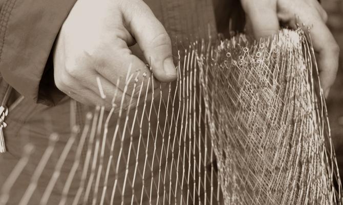 Область применения штукатурной сетки