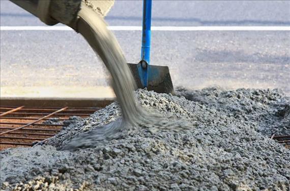 Цемент, бетон, пескобетон, щебень – их характеристики