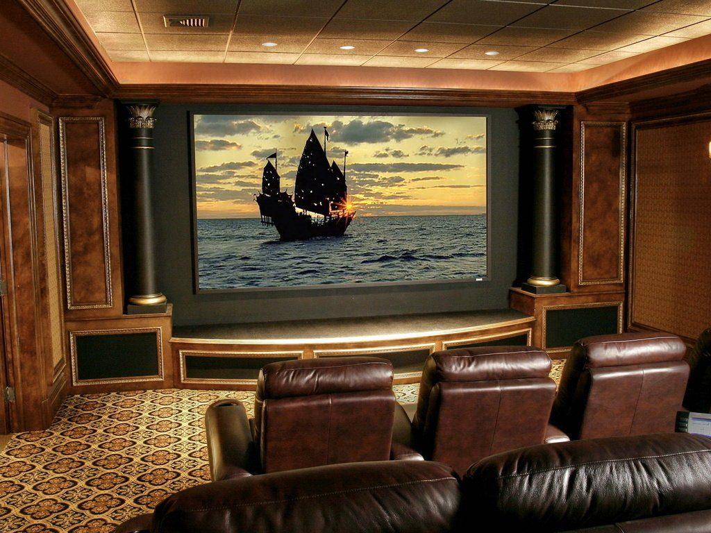 Стиль домашнего кинотеатра