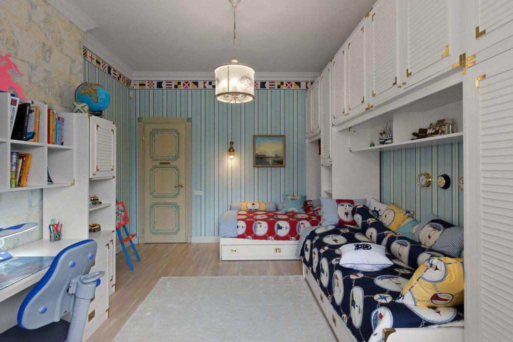 Обустраиваем интерьер детской комнаты