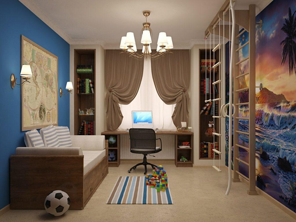 Детская комната и ее интерьер