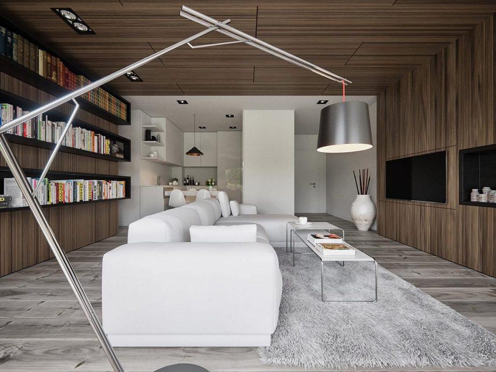 Освещение в стильном дизайне интерьера