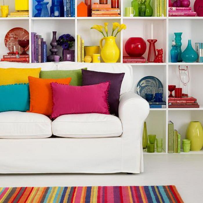 Как влияет цвет на интерьер