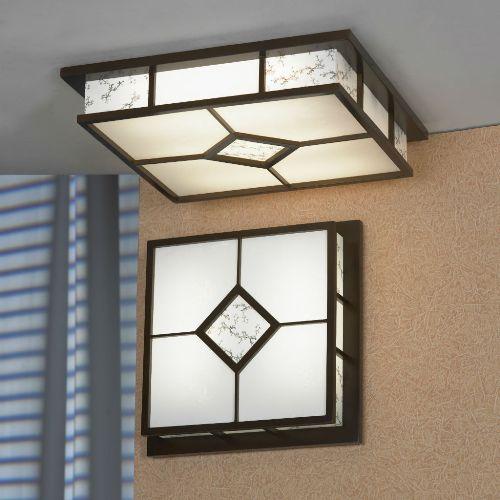 Светильники в японском стиле
