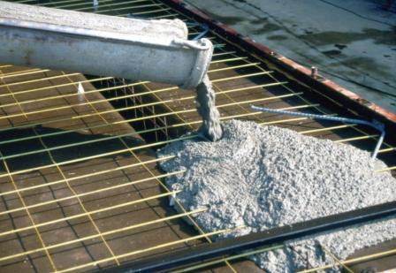 Oblast primeneniya betona