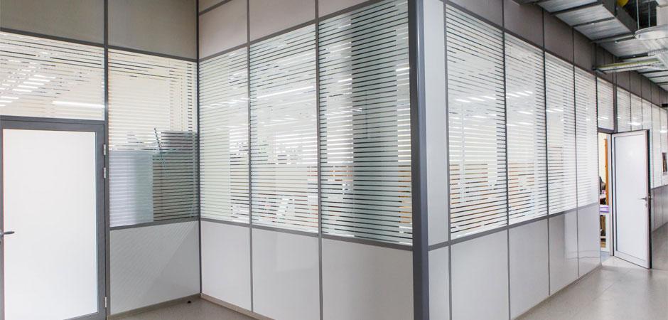 stacionarnye ofisnye peregorodki ot aps tekhnolodzhi