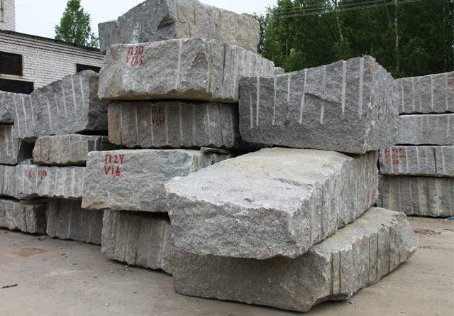 granite blocks gran652