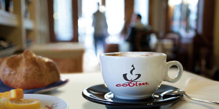Кофе Covim