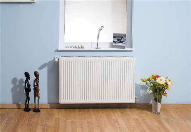 can i have central air installed with radiators