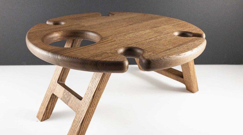 винный столик 2