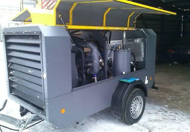 dizelnyj kompressor 1